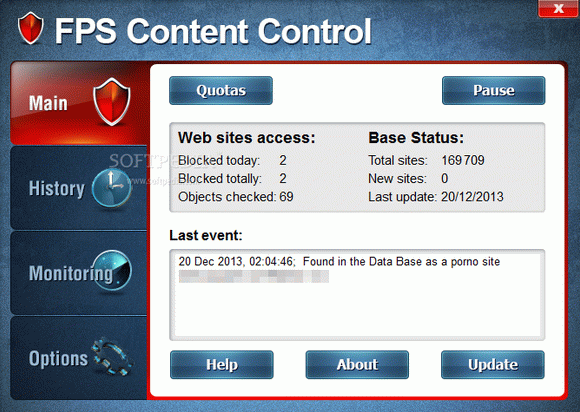 FPS Content Control (formerly Content Guard) Crack + Keygen Updated