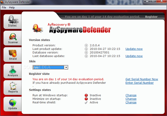 AySpyware Defender Crack + Activation Code Download 2021