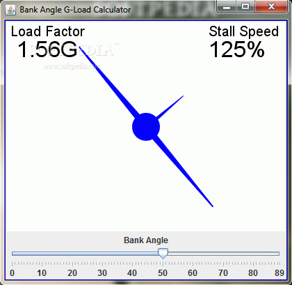 Bank Angle G-Load Calculator Crack Plus License Key