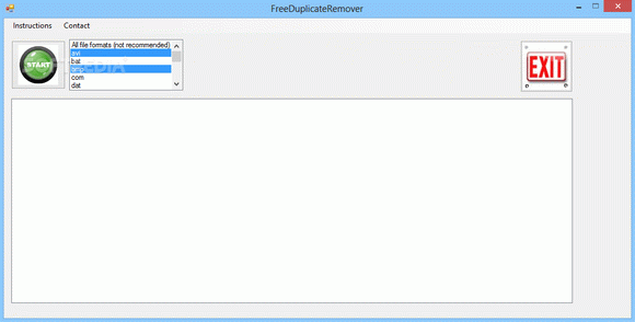 FreeDuplicateRemover