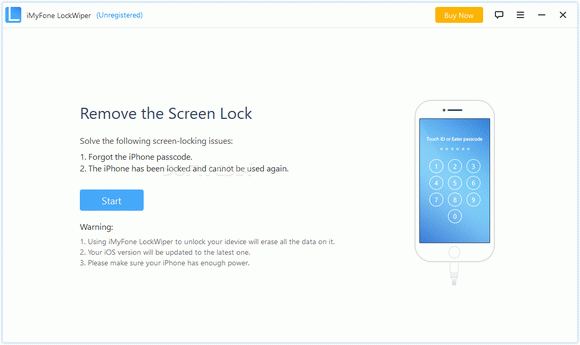 iMyFone LockWiper Crack With Serial Key 2021