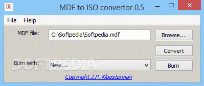 MDF to ISO convertor Serial Key Full Version