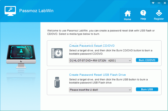 PassMoz LabWin Crack With License Key