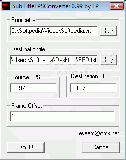 SubTitle FPS Converter Crack + Keygen (Updated)